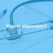 Arztpraxis, Ärzte, Skonto, Rudolf Loibl