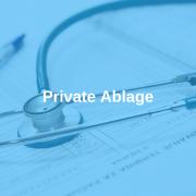 Arztpraxis, Ärzte, Private Ablage, Rudolf Loibl