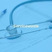 Checkliste Servicewüste